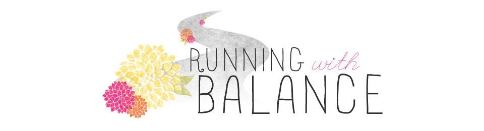 Running with Balance