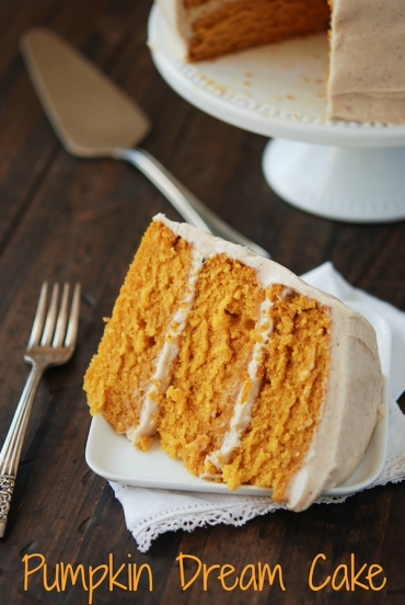 Pumpkin-dream-cake
